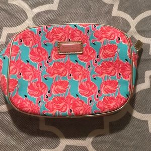 Lilly Pulitzer cosmetic case